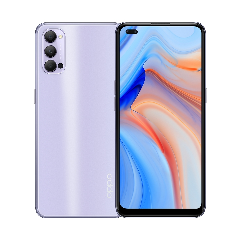 OPPO Reno4 (8G/128G) 智慧型手機-香芋紫