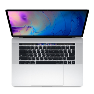 (福利品)Apple  MacBook Pro 15吋第九代i7/16GB/256GB-銀