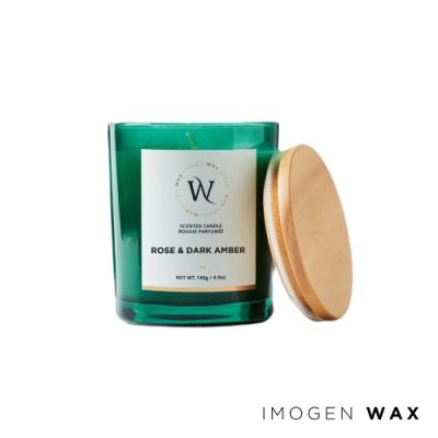 IMOGEN WAX 經典系列香氛蠟燭 琥珀玫瑰 Rose & Dark Amber 140g