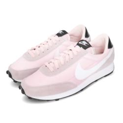 Nike 休閒鞋 Dbreak 運動 女鞋 基本款 簡約 復古 舒適 球鞋 穿搭 灰 粉 CK2351601