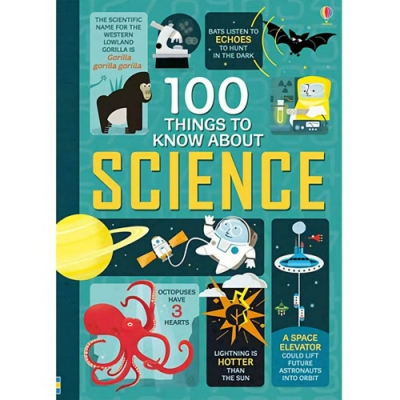 100 Things To Know About Science 科學的100個知識書