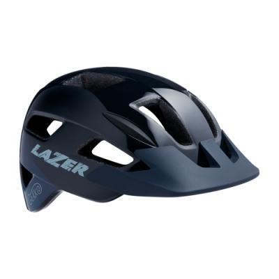 【LAZER】GEKKO 兒童用 自行車安全帽 深藍