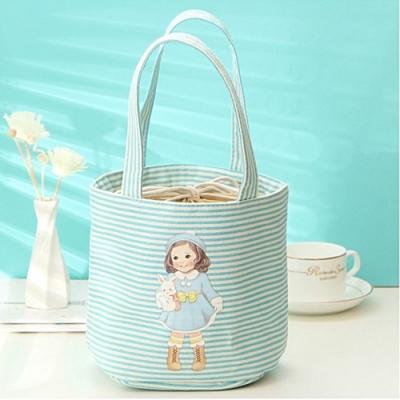 Baby童衣 兒童手提保溫保冷便當袋 餐袋 88078