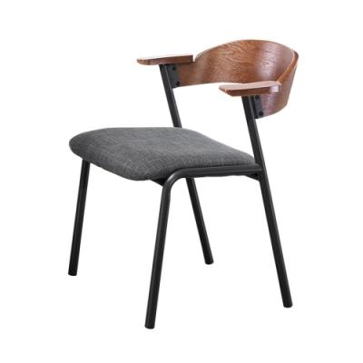 Boden-米瑞爾布面餐椅/單椅(兩色可選)