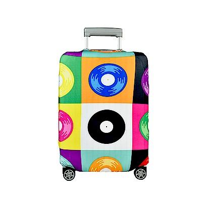 BG Berlin 行李箱套-彩色盤 S (適用17-21吋行李箱)