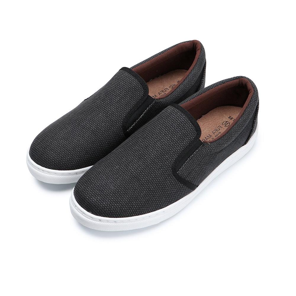 BuyGlasses MEN S口未懶人鞋-黑