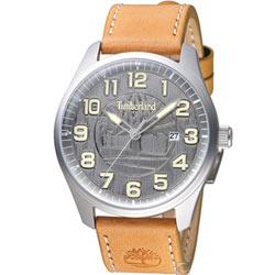 Timberland 荒野征途時尚腕錶(TBL.15020JS/57)46mm