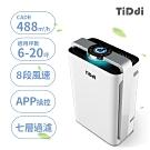 TiDdi 6-20坪 智慧感應即時監控空氣清淨機 P680