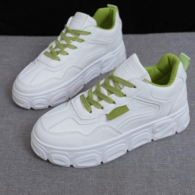 韓國KW美鞋館-輕美學夢幻水藍運動老爹鞋(老爺鞋 運動鞋 休閒鞋)(共1色)