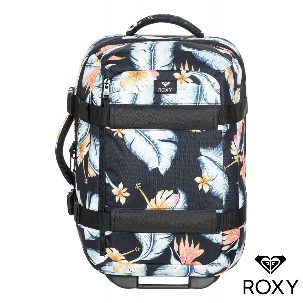 【ROXY】WHEELIE 2 登機箱 黑