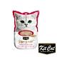 Kitcat呼嚕嚕肉泥- 鮪魚、煙燻魚片 60g 貓零食 貓肉條 貓肉泥 化毛 牛磺酸 product thumbnail 1