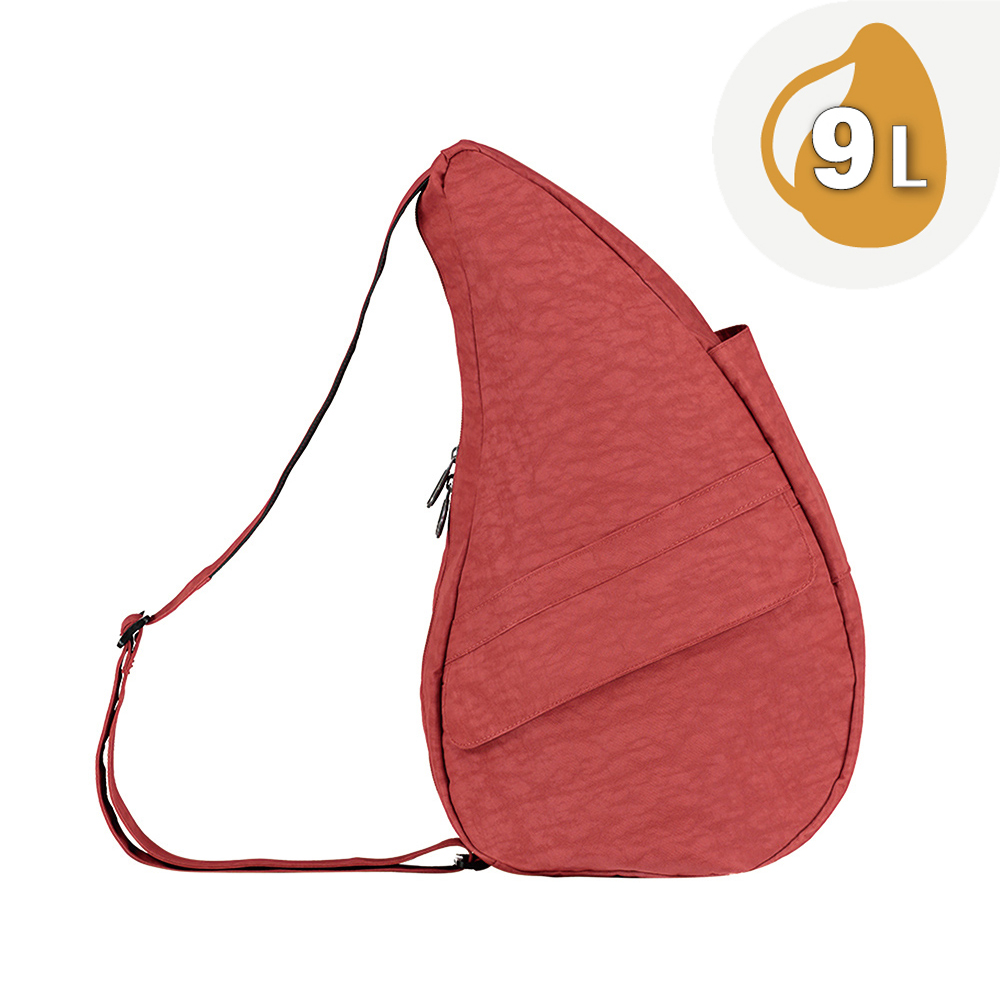 Healthy Back Bag 水滴單肩側背包-M 莓紅