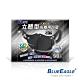 【藍鷹牌】台灣製 3D成人酷黑立體一體成型防塵用口罩(50片x5盒) product thumbnail 1