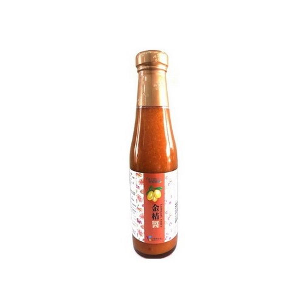 (活動)苗栗公館鄉農會 金桔醬(250g)
