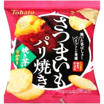 Tohato東鳩 燒番薯洋芋片(58g)