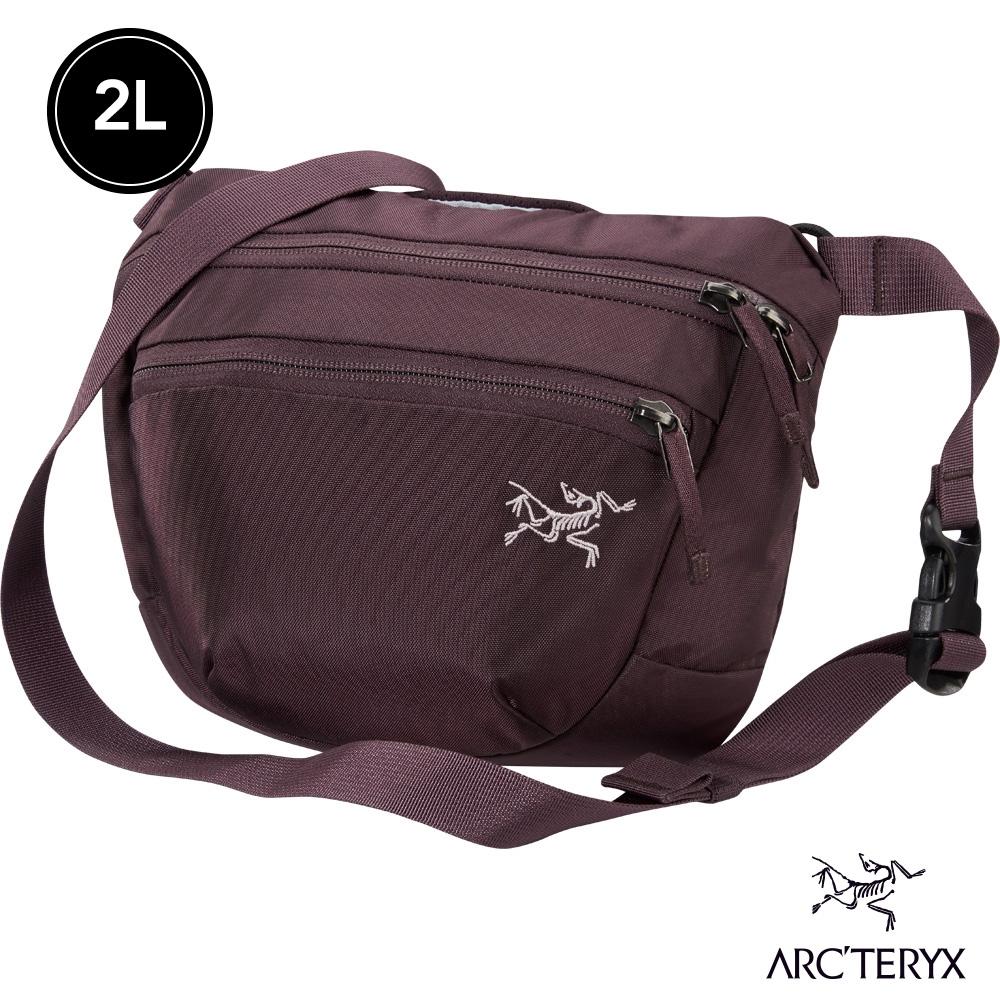 Arcteryx 始祖鳥 24系列 Mantis 2L 多功能腰包 幻想紫