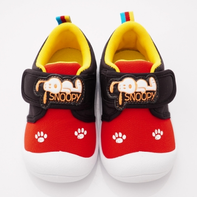 SNOOPY童鞋 史努比休閒鞋款 NI5222紅(中小童段)