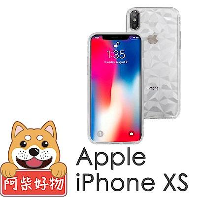 阿柴好物 Apple iPhone XS 3D造型TPU軟殼