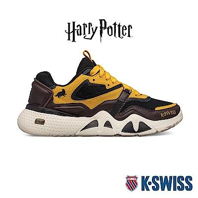K-SWISS CR-Terrati X  Harry Potter哈利波特聯名款-男-黑/黃/咖啡