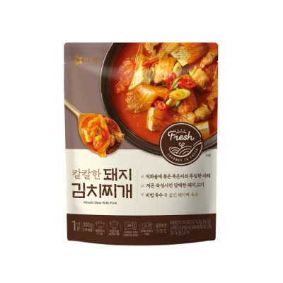 【OURHOME】泡菜豬肉湯(300g)