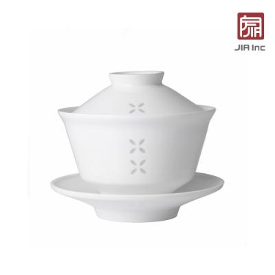 JIA Inc. 品家家品 紛雪品茗系列 蓋碗150ml-1入組
