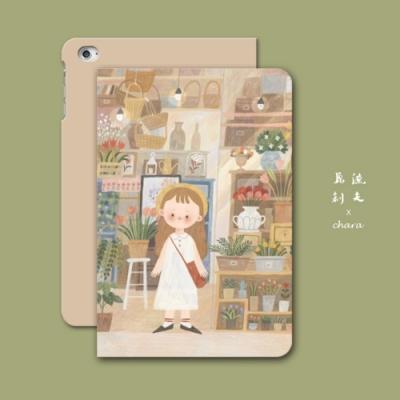漁夫原創- iPad保護殼 Air3(2019) 含筆槽 - 花店