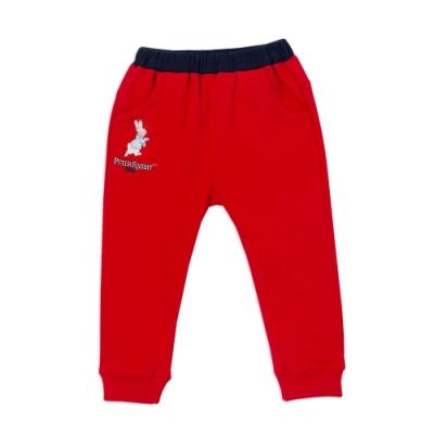 奇哥 學院比得兔兔造型長褲-紅 (6-36個月)