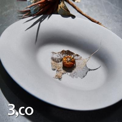 3,co 海洋橢圓盤(大) - 灰