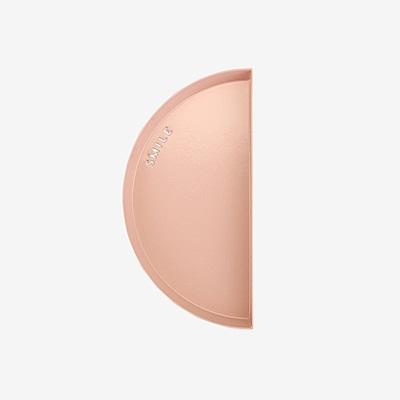 Dailylike 幾何創意桌面收納托盤-半圓-02甜蜜粉