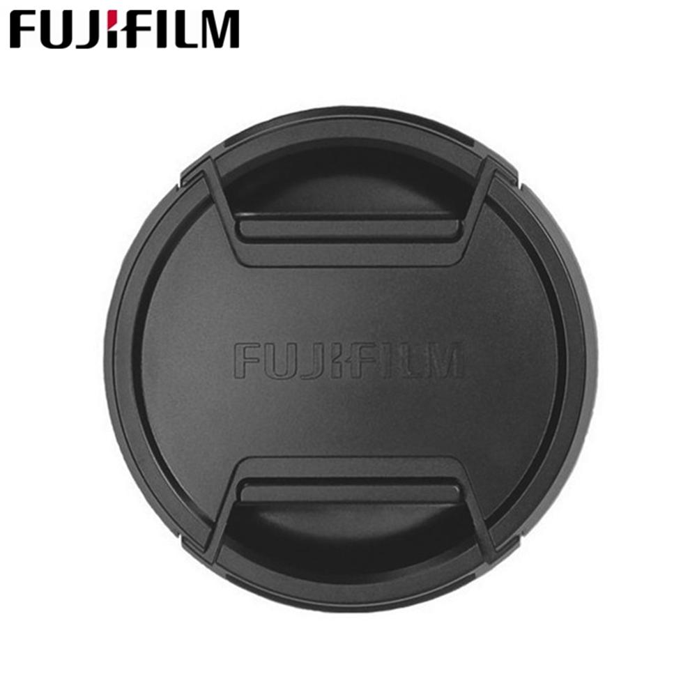 富士原廠Fujifilm鏡頭蓋62mm鏡頭蓋鏡頭前蓋FLCP-62 II鏡頭保護蓋