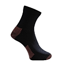 V-TEX 時尚針織防水襪 - 耐水紅