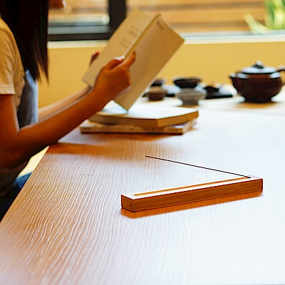 Fushankodo富山香堂-紅土會安205臥香飄逸盒