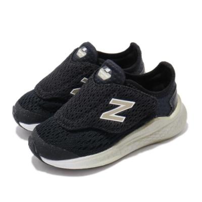 New Balance 慢跑鞋 ITFSTMSW 寬楦 運動 童鞋