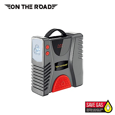 【ON THE ROAD】步行者數位顯示打氣機
