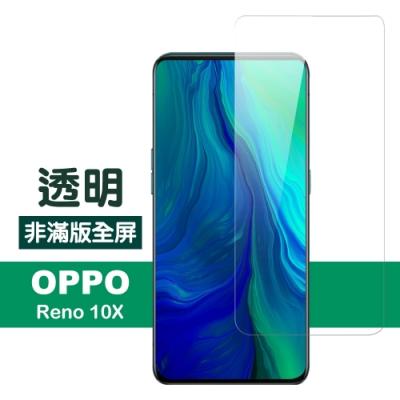 OPPO reno 十倍變焦 透明 高清 非滿版 防刮 保護貼
