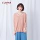 【CUMAR】慵懶毛衣-女長袖針織衫(三色/魅力價格/版型適中) product thumbnail 1