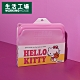 【生活工場】Hello Kitty矽膠密封袋-粉 product thumbnail 1