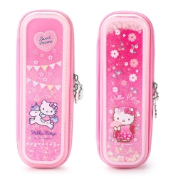 Hello Kitty 流沙小款鉛筆盒筆袋
