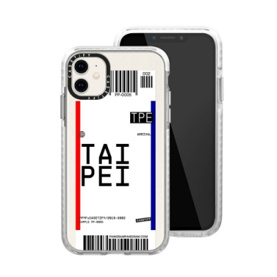 Casetify iPhone 11 耐衝擊保護殼-台北