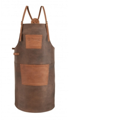 Petromax ab-x Buff Leather Apron 專業皮革圍裙 交叉背帶款 ab-x