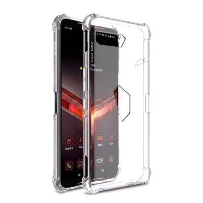 IN7 ASUS ROG Phone 2 (6.59吋) 氣囊防摔透明TPU空壓殼軟殼
