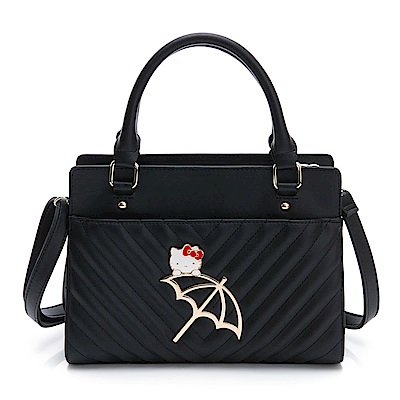 Arnold Palmer- 手提包附長背帶  KALEY系列-黑色