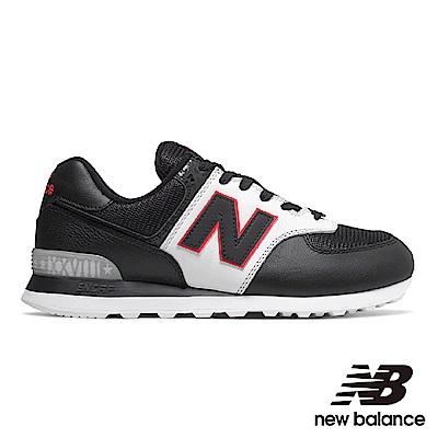 New Balance 經典復古鞋 ML574DSA 中性 黑