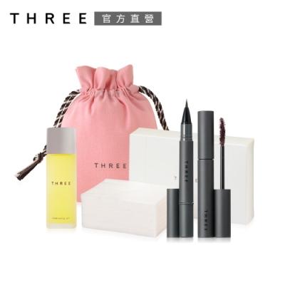 THREE 愛魅眼采組