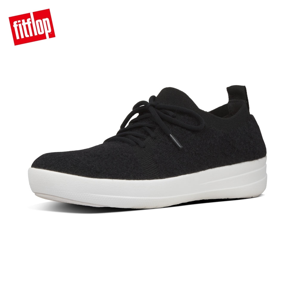 FitFlop F-SPORTY COMFFKNIT SNEAKERS 黑色