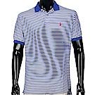 RALPH LAUREN POLO衫-經典橫紋(深藍白色)