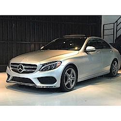 2015 Mercedes-Benz C300 AMG(外匯車)