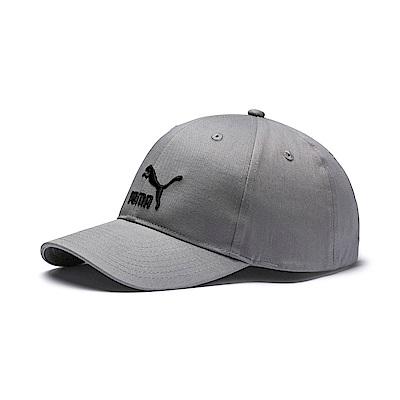 PUMA-男女流行系列棒球帽-灰色