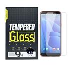 黑狼 HTC U Ultra 玻璃保護貼超值2入組
