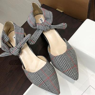 KEITH-WILL時尚鞋館 話題單品英倫格調粗跟鞋 黑